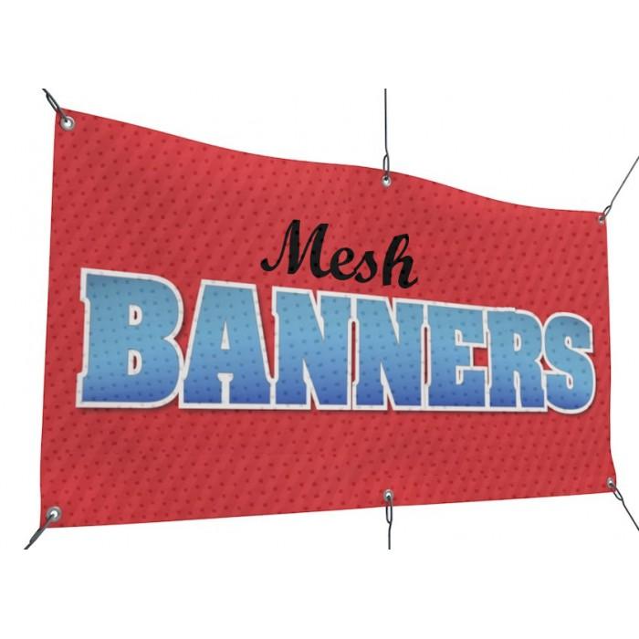 Mesh Banner Printing New York